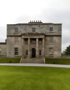Pearse museum external